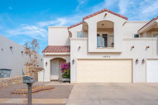 11675 Dos Palmas A, El Paso, TX 79901 (MLS #837235) :: The Matt Rice Group