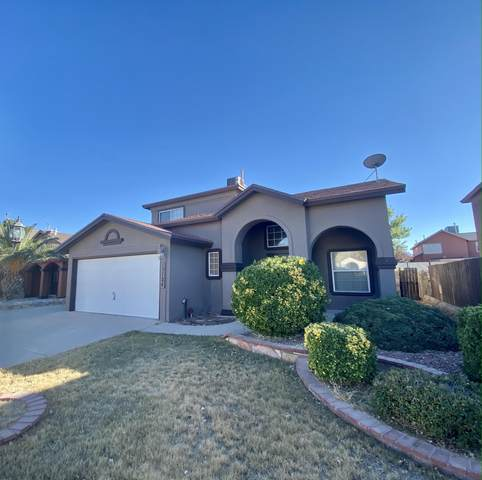 13724 Paseo Alegre Avenue, Horizon City, TX 79928 (MLS #837238) :: The Purple House Real Estate Group