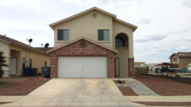 3697 Tierra Bahia Drive, El Paso, TX 79938 (MLS #837252) :: Preferred Closing Specialists