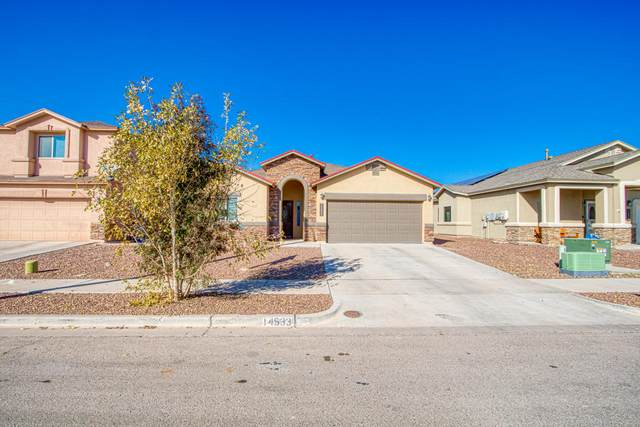 14533 Alton Oaks Avenue, El Paso, TX 79938 (MLS #837253) :: The Matt Rice Group