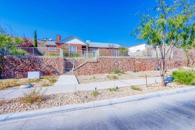 1801 E Robinson Avenue, El Paso, TX 79902 (MLS #837261) :: Preferred Closing Specialists