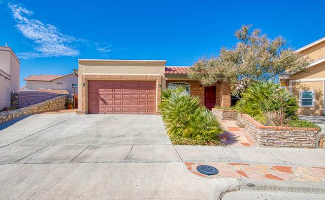 3373 Tierra Mision Drive, El Paso, TX 79938 (MLS #837291) :: Preferred Closing Specialists