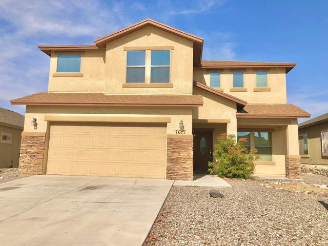 7617 Mammoth Lane, El Paso, TX 79911 (MLS #837294) :: Preferred Closing Specialists