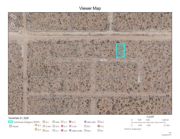 00 Kentwood, Horizon City, TX 79928 (MLS #837299) :: Summus Realty