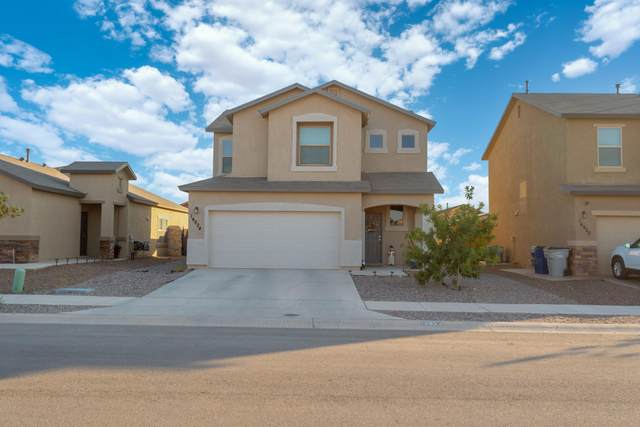 14924 Jerry Armstrong Court, El Paso, TX 79938 (MLS #837303) :: The Matt Rice Group