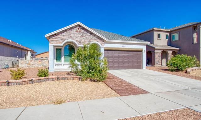 14215 Charles Pollock Avenue, El Paso, TX 79938 (MLS #837308) :: The Matt Rice Group