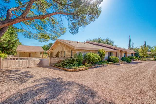 4720 Portsmouth Boulevard, El Paso, TX 79922 (MLS #837311) :: The Purple House Real Estate Group