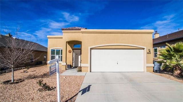 6913 Inca Dove Drive, El Paso, TX 79911 (MLS #837312) :: The Purple House Real Estate Group