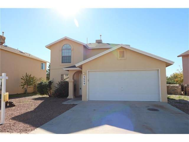 3689 Tierra Alba Drive, El Paso, TX 79938 (MLS #837329) :: Preferred Closing Specialists