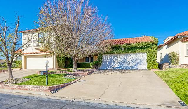 6143 Los Felinos Circle, El Paso, TX 79912 (MLS #837332) :: The Purple House Real Estate Group