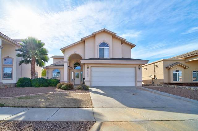 14248 Desert Sage Drive, Horizon City, TX 79928 (MLS #837334) :: Preferred Closing Specialists