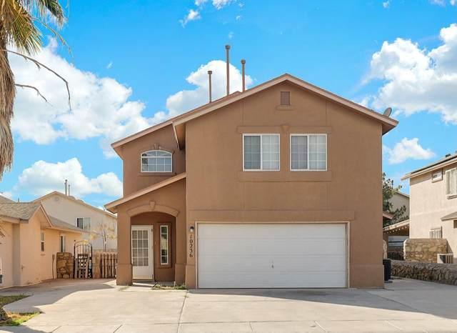 10236 Valle Rico Drive, El Paso, TX 79927 (MLS #837336) :: Preferred Closing Specialists