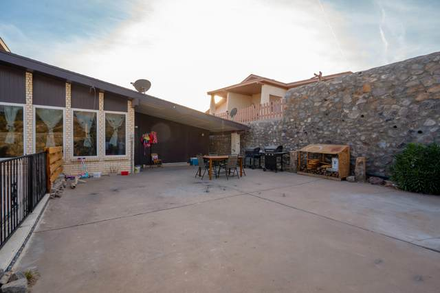 2917 Devils Tower Circle, El Paso, TX 79904 (MLS #837340) :: The Purple House Real Estate Group