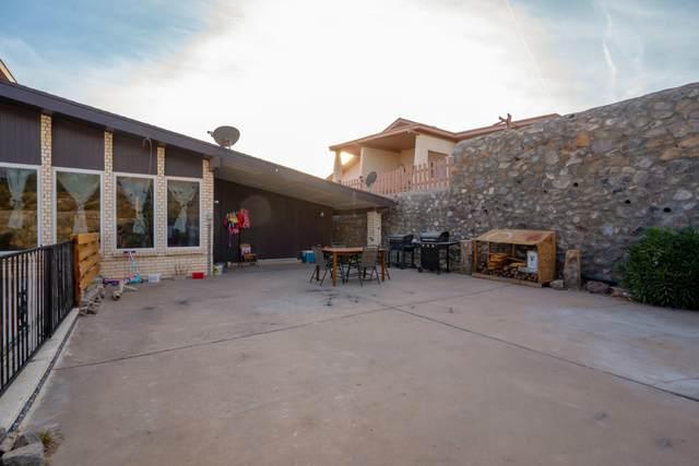 2917 Devils Tower Circle, El Paso, TX 79904 (MLS #837340) :: Preferred Closing Specialists