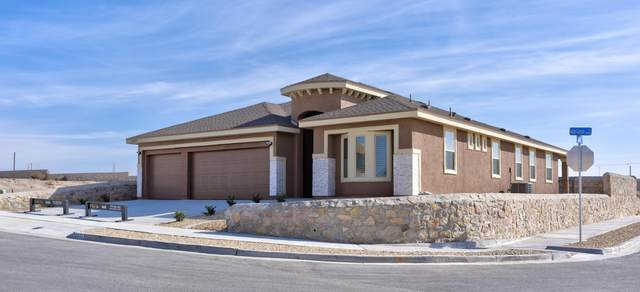12820 Indian Canyon Drive, El Paso, TX 79928 (MLS #837341) :: Preferred Closing Specialists