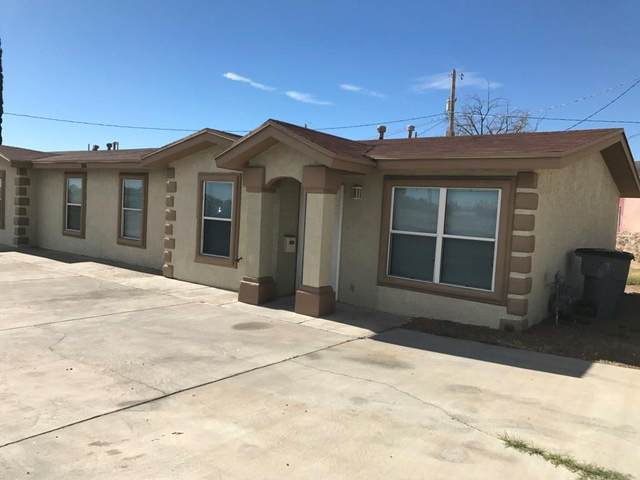 3801 Gateway Blvd Boulevard S A & B, El Paso, TX 79930 (MLS #837345) :: The Purple House Real Estate Group