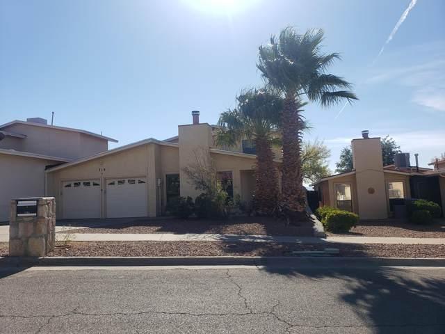 718 Espada Drive A, El Paso, TX 79912 (MLS #837352) :: The Purple House Real Estate Group