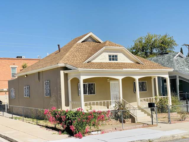 801 Wyoming Avenue, El Paso, TX 79902 (MLS #837371) :: Preferred Closing Specialists