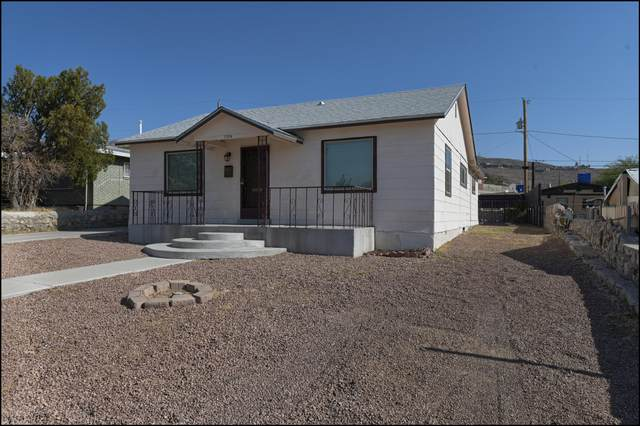 3504 Hixson Street, El Paso, TX 79902 (MLS #837391) :: Preferred Closing Specialists
