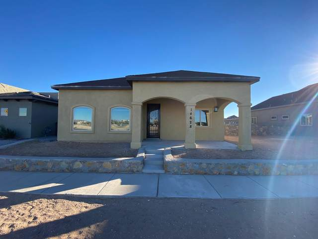 14628 Pebble Hills Boulevard, El Paso, TX 79936 (MLS #837401) :: The Matt Rice Group