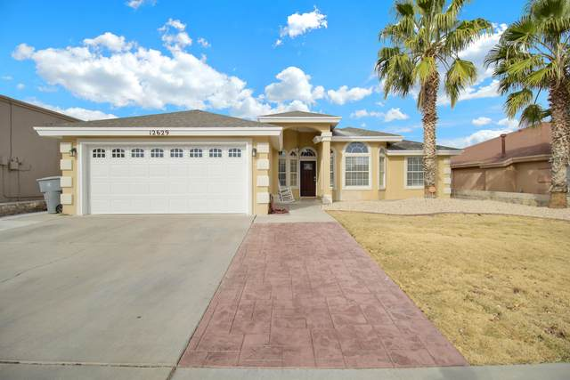 12629 Sun Terrace Avenue, El Paso, TX 79938 (MLS #837417) :: The Matt Rice Group