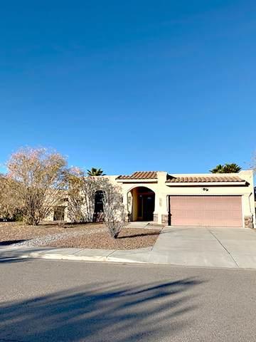 5705 Ireland Drive, Santa Teresa, NM 88008 (MLS #837425) :: The Purple House Real Estate Group