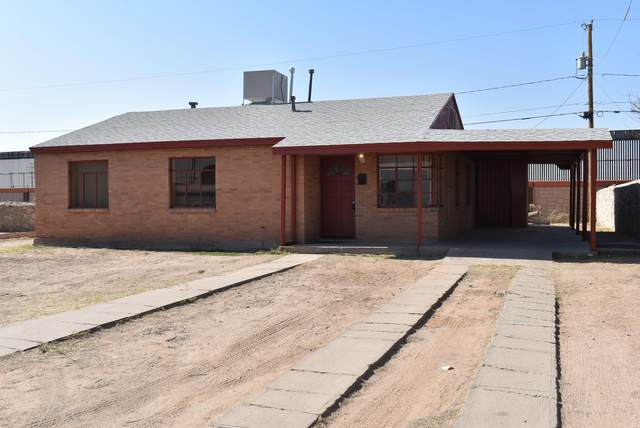 532 Ben Swain Drive, El Paso, TX 79915 (MLS #837426) :: The Purple House Real Estate Group