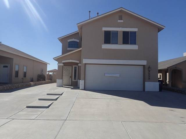 3632 Tierra Alba, El Paso, TX 79938 (MLS #837436) :: Preferred Closing Specialists