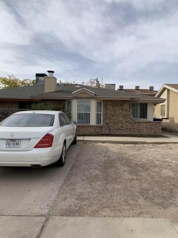 867 Barandal Drive, El Paso, TX 79907 (MLS #837441) :: The Matt Rice Group