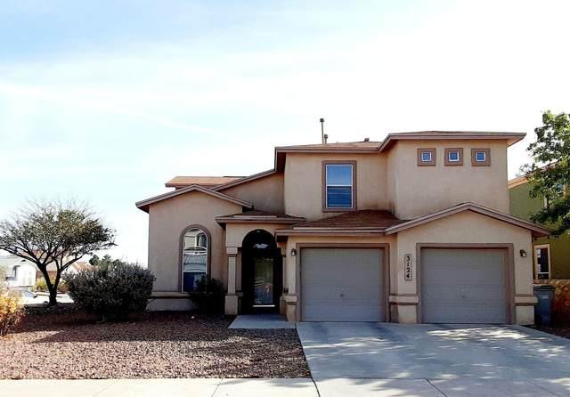 3124 Tierra Paola Lane, El Paso, TX 79938 (MLS #837442) :: The Matt Rice Group