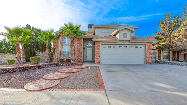 12216 Myrna Deckert Drive, El Paso, TX 79936 (MLS #837454) :: The Matt Rice Group