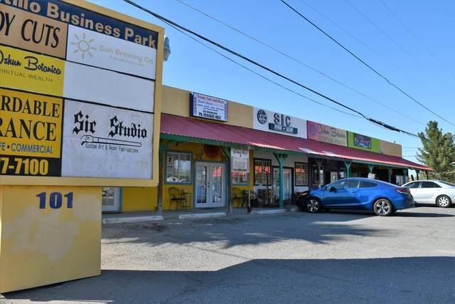101 Canutillo La Union Road, Canutillo, TX 79835 (MLS #837457) :: Preferred Closing Specialists