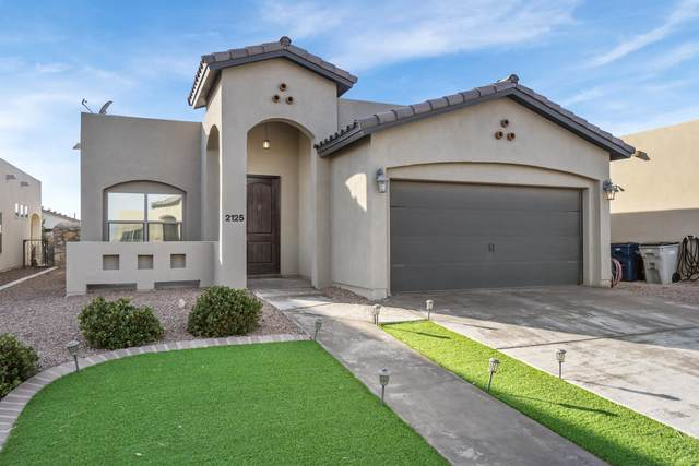 2125 Honour Point Place, El Paso, TX 79938 (MLS #837458) :: The Matt Rice Group