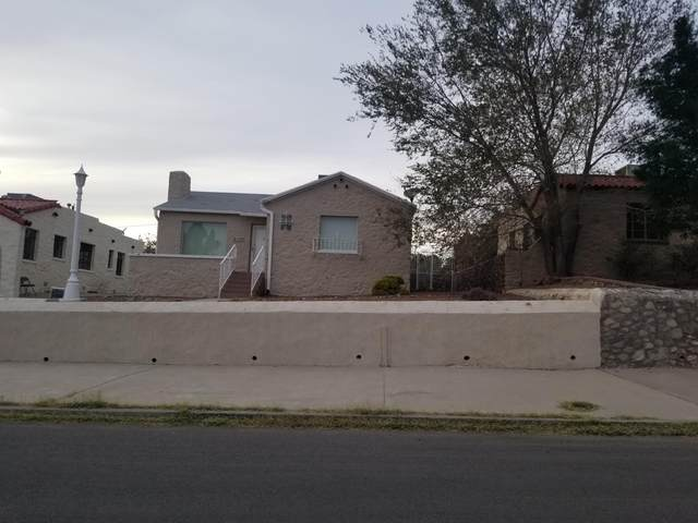 1109 Moore Street, El Paso, TX 79902 (MLS #837460) :: The Matt Rice Group