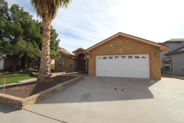 2032 Sun Country Drive, El Paso, TX 79938 (MLS #837461) :: The Purple House Real Estate Group