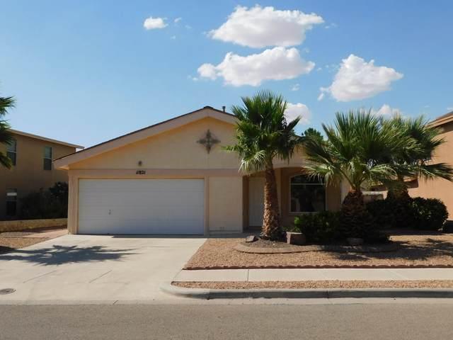 11821 Mesquite Lake Lane, El Paso, TX 79934 (MLS #837471) :: The Matt Rice Group