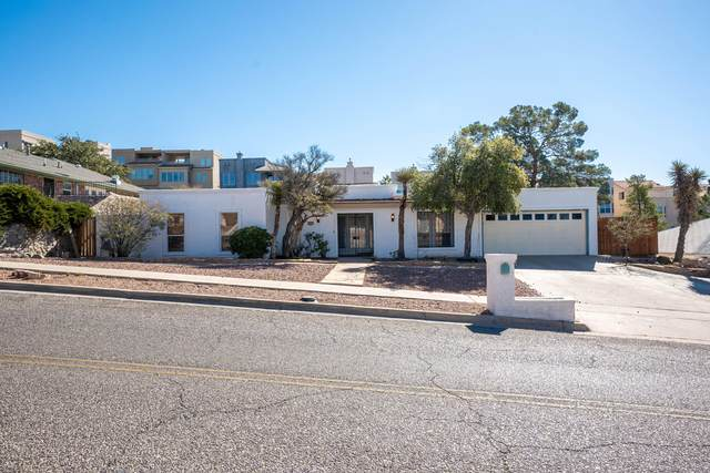 6256 Bandolero Drive, El Paso, TX 79912 (MLS #837480) :: The Purple House Real Estate Group