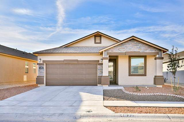 14832 Tierra Coruna Avenue, El Paso, TX 79938 (MLS #837506) :: Preferred Closing Specialists
