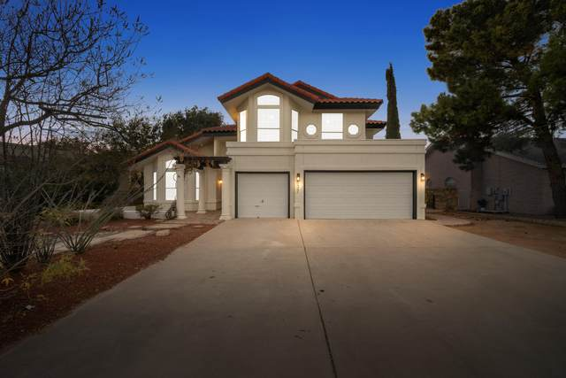 537 Rosinante Road, El Paso, TX 79922 (MLS #837508) :: The Purple House Real Estate Group