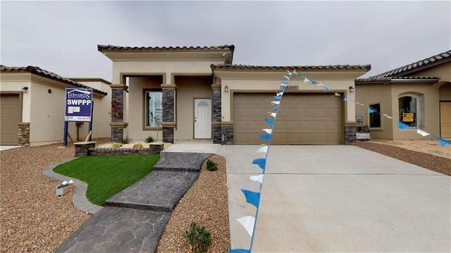 15017 Dream Ct, El Paso, TX 79938 (MLS #837514) :: The Purple House Real Estate Group