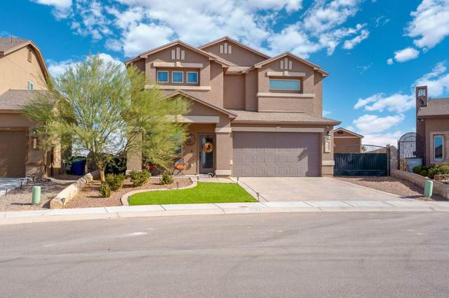 1900 Richard Wooten Place, El Paso, TX 79938 (MLS #837519) :: Preferred Closing Specialists