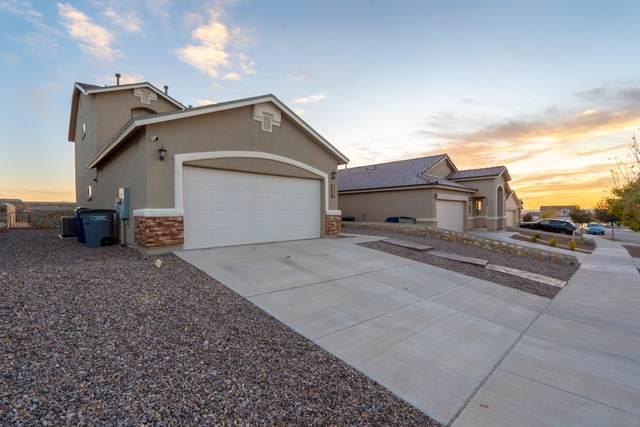 7548 Wolf Creek Drive, El Paso, TX 79911 (MLS #837525) :: Preferred Closing Specialists