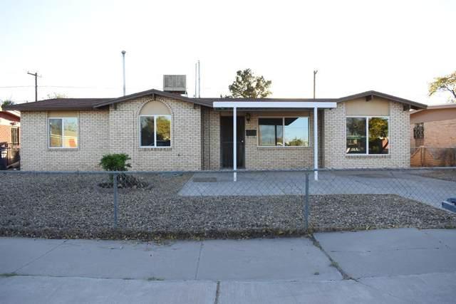 7128 Banana Tree Lane, El Paso, TX 79915 (MLS #837526) :: Preferred Closing Specialists