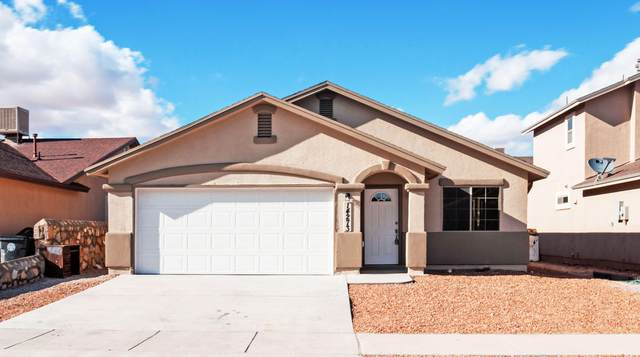 14273 Lasso Rock Drive, El Paso, TX 79938 (MLS #837544) :: The Purple House Real Estate Group
