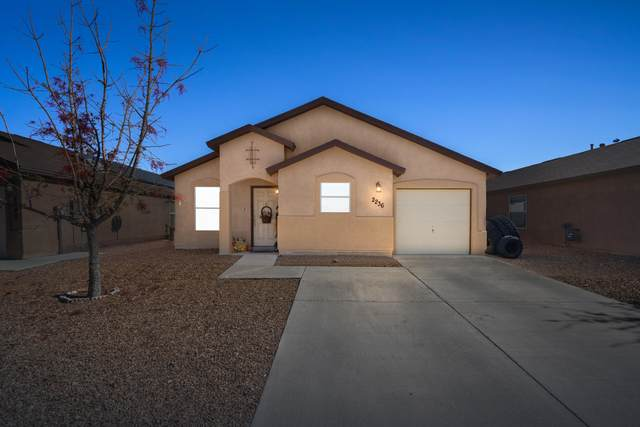 2236 Sparrow Point Street, El Paso, TX 79938 (MLS #837549) :: The Purple House Real Estate Group