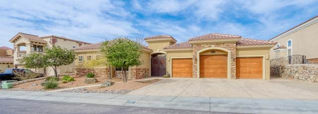 1221 Calle Del Sur Drive, El Paso, TX 79912 (MLS #837550) :: Preferred Closing Specialists