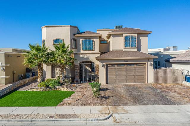 3089 Snowy Point Drive, El Paso, TX 79938 (MLS #837554) :: The Purple House Real Estate Group