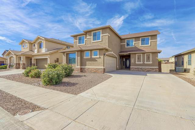 2205 Morning Mist Place, El Paso, TX 79938 (MLS #837568) :: The Purple House Real Estate Group