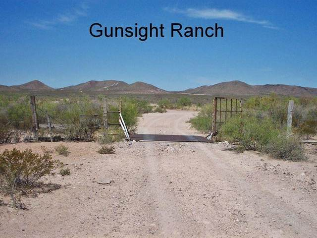 71 TSP 6 Sec 17 T&P Gunsight Ranch Road, Sierra Blanca, TX 79851 (MLS #837571) :: Preferred Closing Specialists