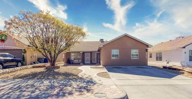 12052 Spire Terrace Drive, El Paso, TX 79936 (MLS #837572) :: Preferred Closing Specialists